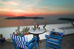 VILLA LUKAS, Namešteni tradicionalni apartmani, Imerovigli, Santorini, Cyclades