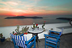 VILLA LUKAS, Традиционные меблированные апартаменты, Imerovigli, Santorini, Cyclades
