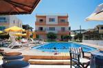 TROPICANA BEACH, Хотели с обзаведени апартаменти, Kato Stalos, Chania, Crete