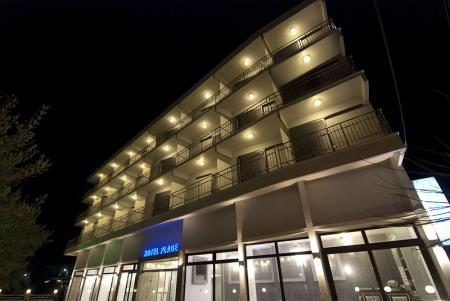 Plage Hotel Nea Peramos Kavala