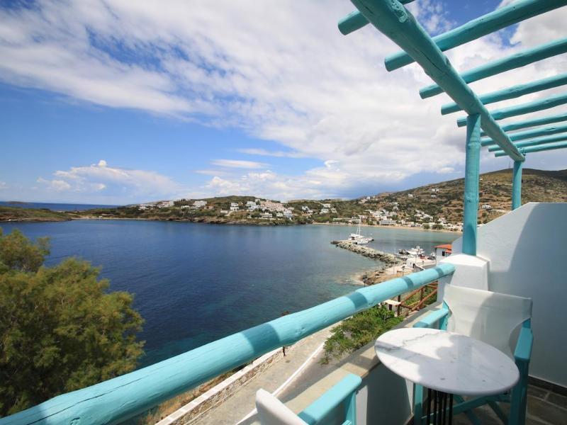 PARADISE DESIGN, Apartments, Batsi, Andros, Cyclades
